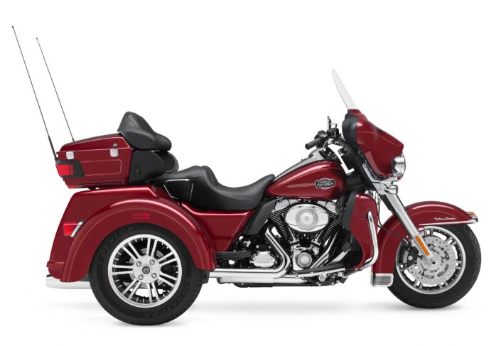 Kat. 7 Harley-Davidson TRIKE Ultra Glide